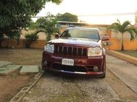 Jeep Grand Cherokee SRT8 6,1L 2007