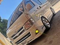2014 Toyota Hiace Gas