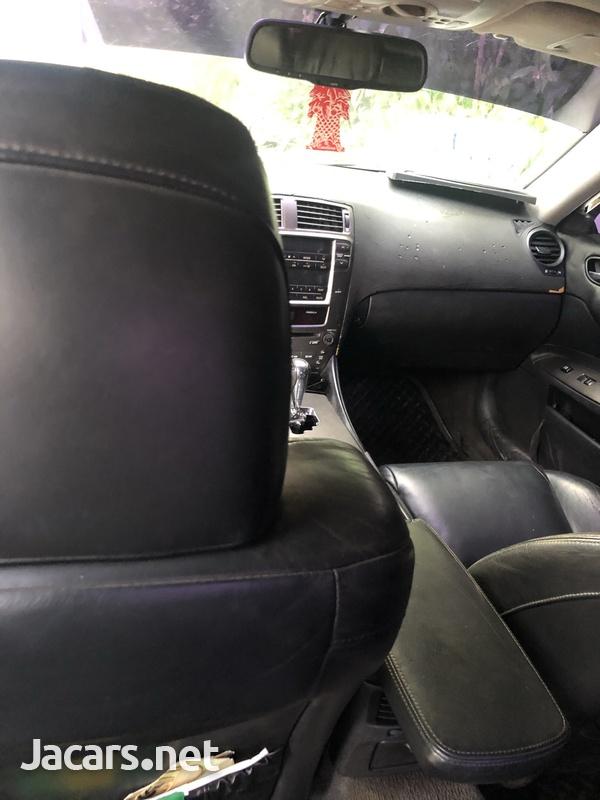 Lexus IS 2,5L 2008-2