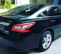 Nissan Teana 2,4L 2015