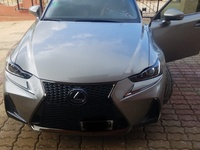 Lexus IS 2,0L 2017