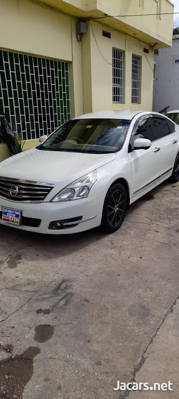 Nissan Teana 2,5L 2012-1