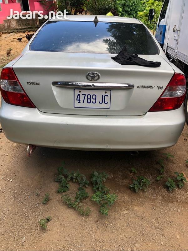Toyota Camry 2,4L 2003-11
