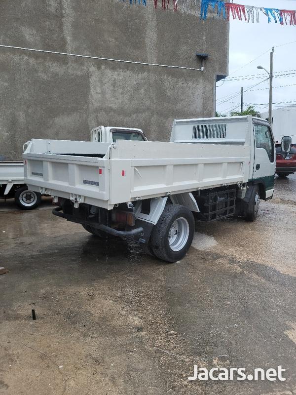 2005 Isuzu Elf Dump Truck-5