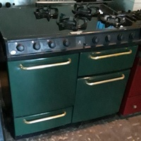 industrial stove