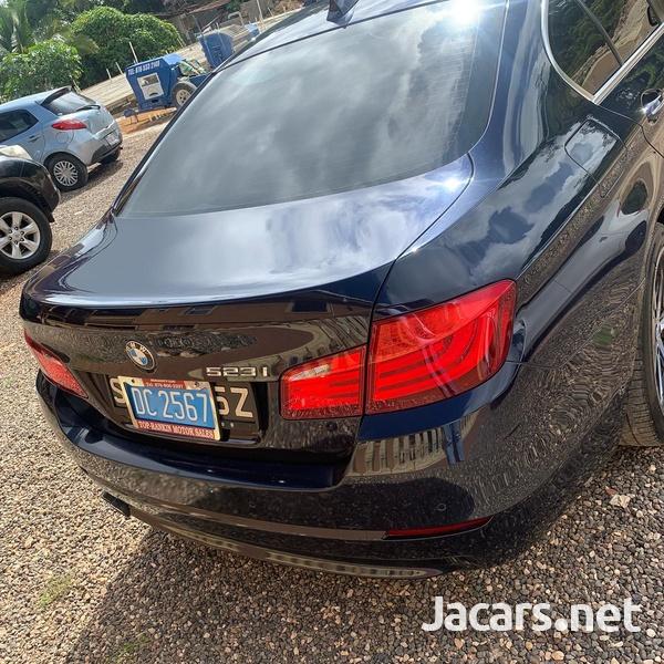BMW 5-Series 2,0L 2011-2