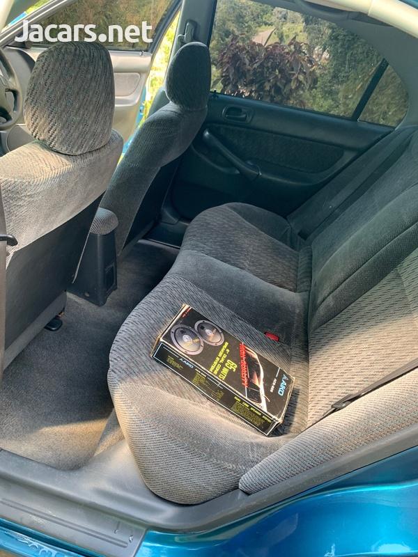 Honda Civic 1,6L 1999-10