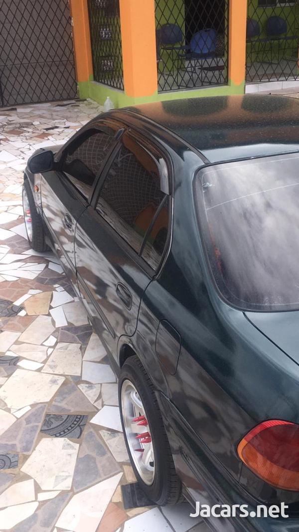 Honda Civic 2,4L 1996-1