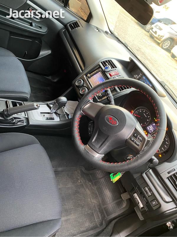 Subaru G4 2,0L 2014-5