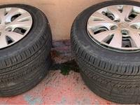 Rims + Tyres