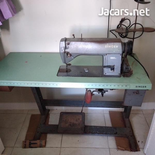 Industrial sewing machine was 65k-3