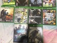 Xbox one CD's