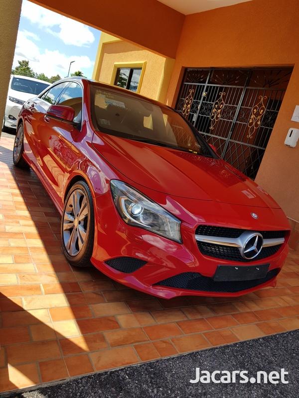 Mercedes-Benz CLA-Class 2,0L 2014-4
