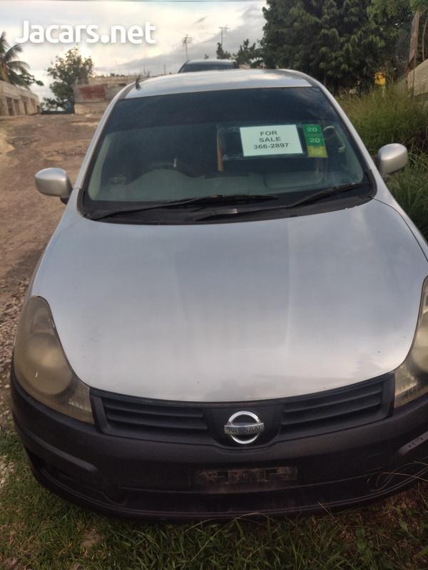 Nissan AD Wagon 1,5L 2011-6