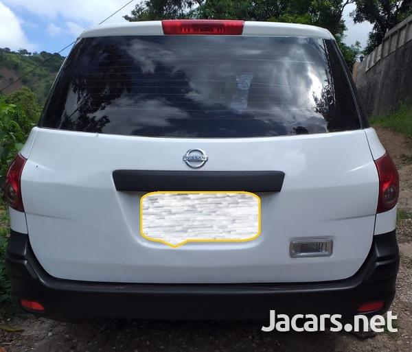 Nissan AD Wagon 1,5L 2012-1