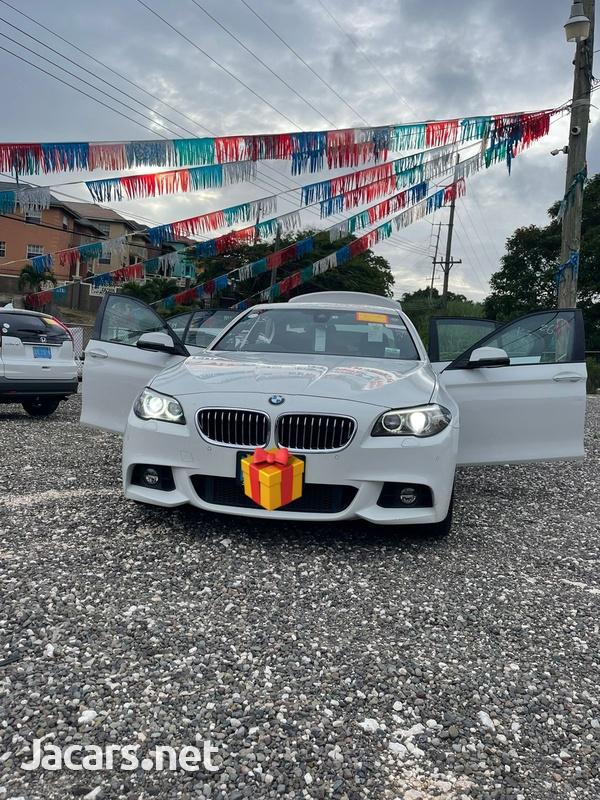 BMW 5-Series 2,5L 2016-3
