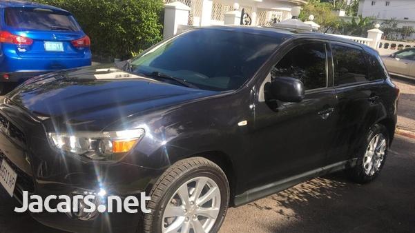 Mitsubishi Outlander 2,4L 2014-4