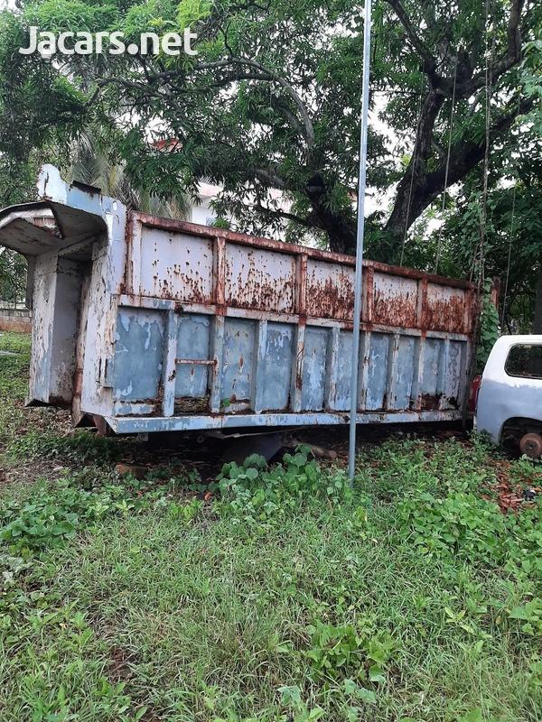1999 Dump Bed Truck Body-1