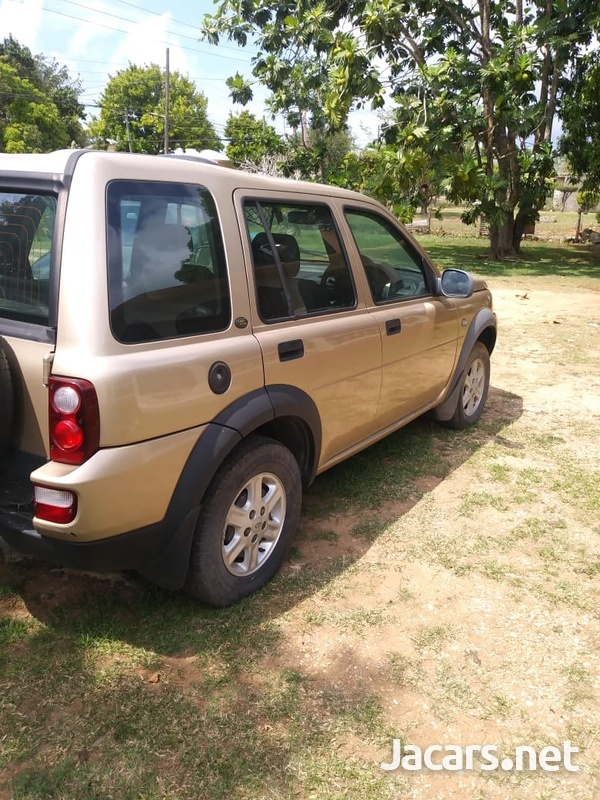Land Rover Freelander 2,0L 2005-2