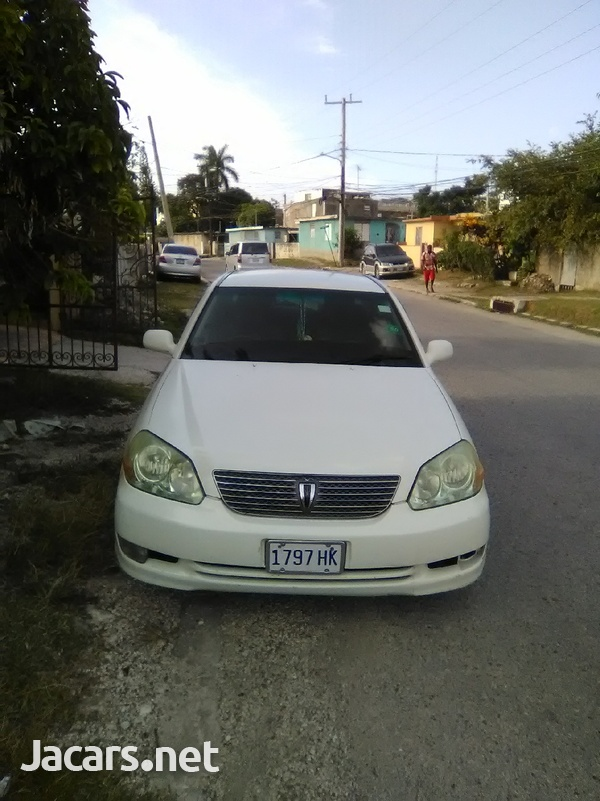 Toyota Mark II 6,0L 2001-7