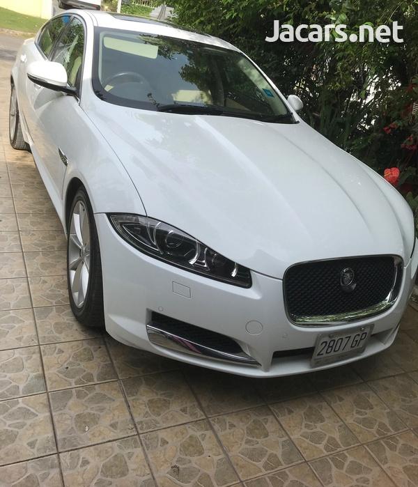 Jaguar XF 3,0L 2012-2