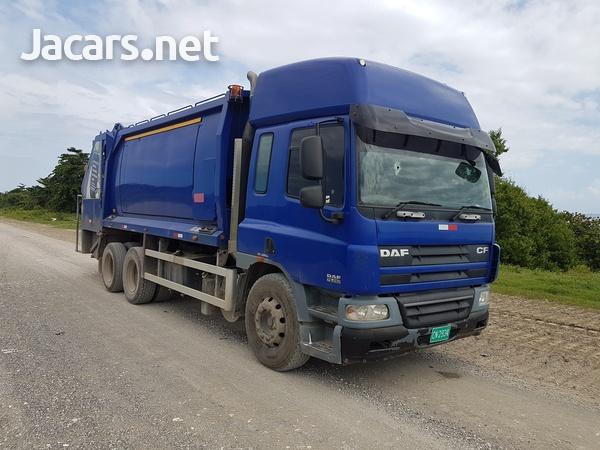 2008 DAF CF 75/250 Garbage Dump Truck-8