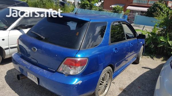 Subaru Impreza 2,5L 2006-7