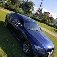 BMW 3-Series 2,2L 2012