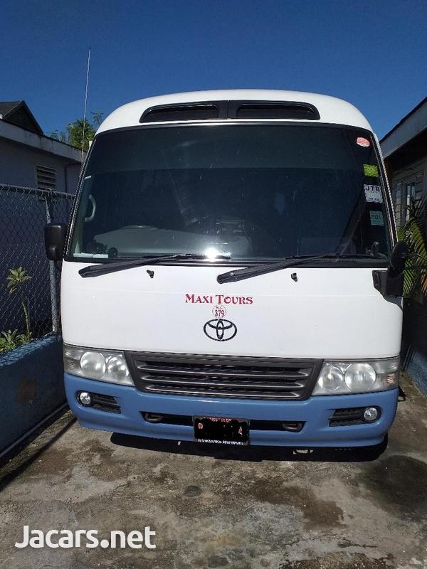 2011 Toyota Coaster Bus-1