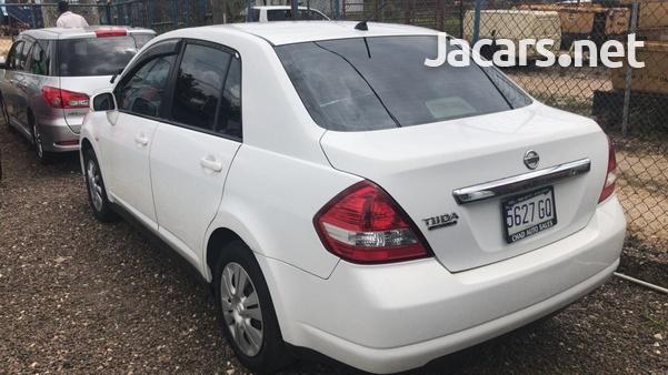 Nissan Tiida 1,3L 2010-2