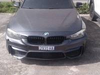 BMW 3-Series 1,8L 2012