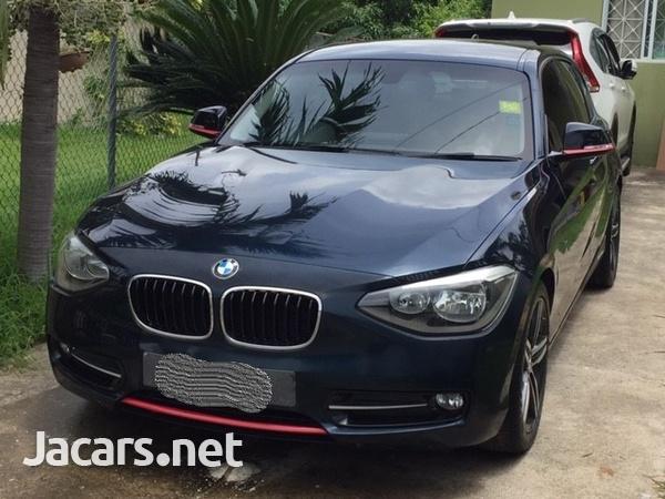 BMW 1-Series 1,6L 2012-3