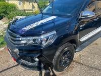 Toyota Hilux 2,7L 2017