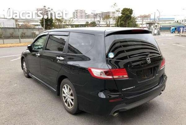 Honda Odyssey 2,4L 2010-7