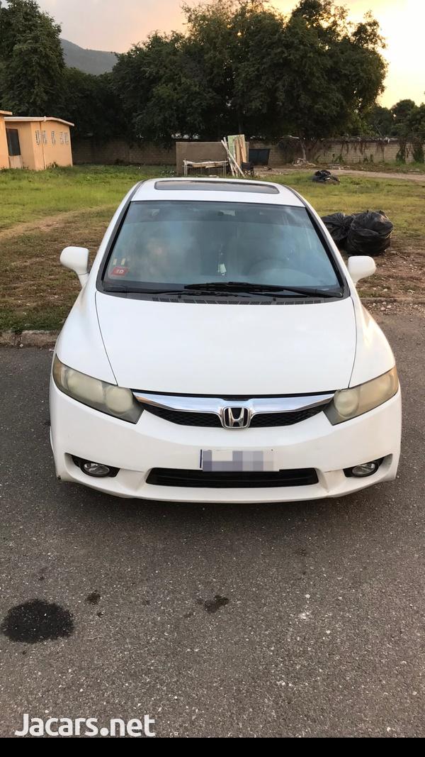 Honda Civic 2,0L 2010-1