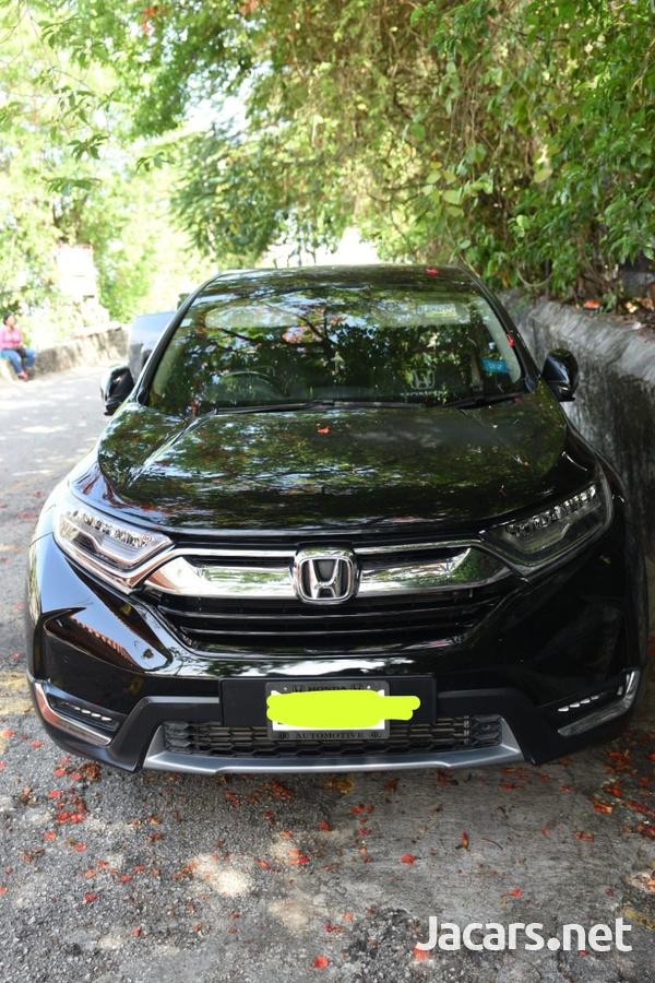 Honda CR-V 2,4L 2018-3