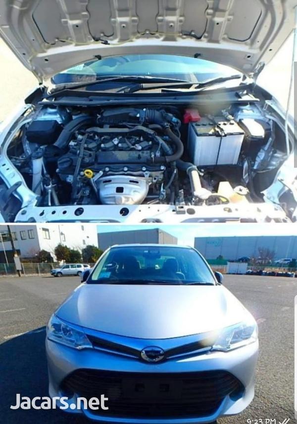 Toyota Axio 1,5L 2015-2