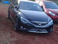 Toyota Mark X 2,5L 2013