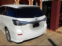 Toyota Wish 1,9L 2013