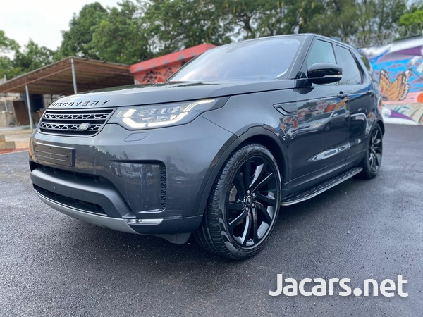 Land Rover Discovery Sport 3,0L 2019-4