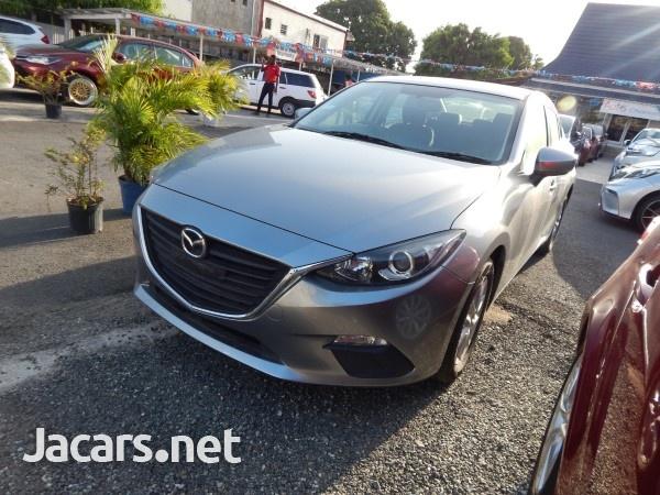 Mazda 3 1,5L 2016-2
