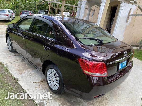 Toyota Allion 1,5L 2016-5