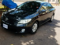 Toyota Corolla 1,8L 2012