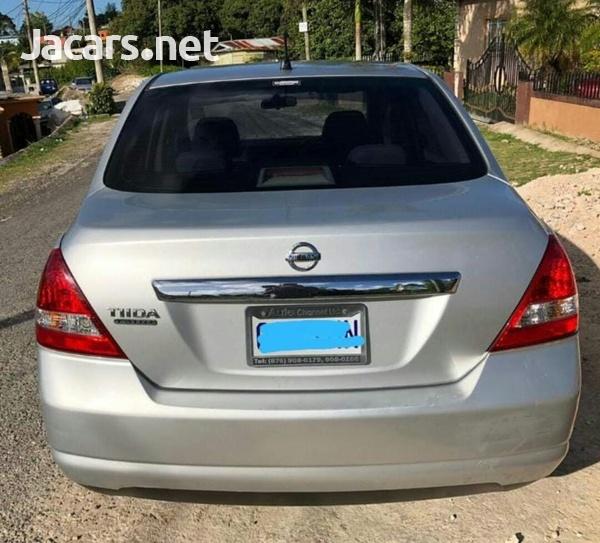 Nissan Tiida 1,5L 2009-2