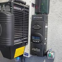 Outback inverter 3kw 110 volts
