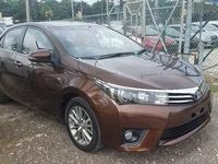 Toyota Corolla Altis 1,6L 2014
