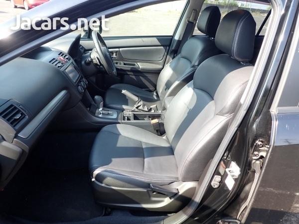 Subaru Impreza 2,5L 2012-11