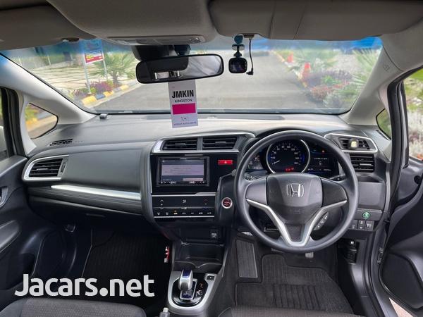 Honda Fit 1,5L 2016-10