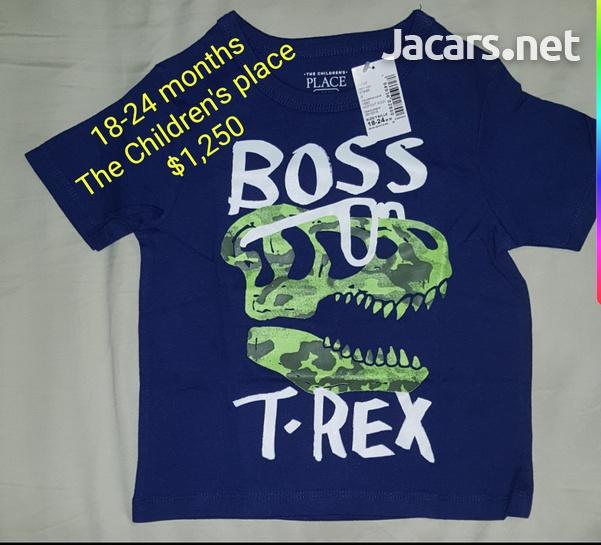 Kid's T-Shirts.-1