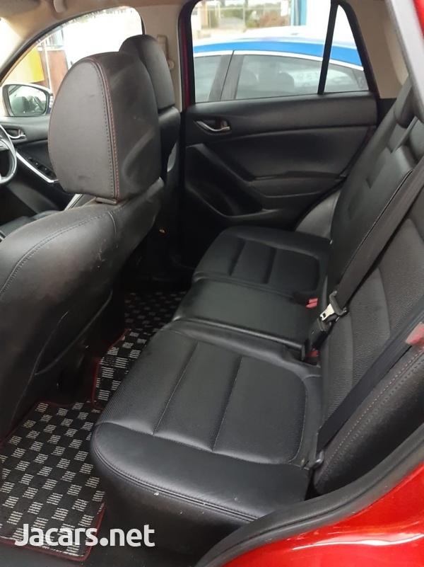 Mazda CX-5 2,0L 2015-9